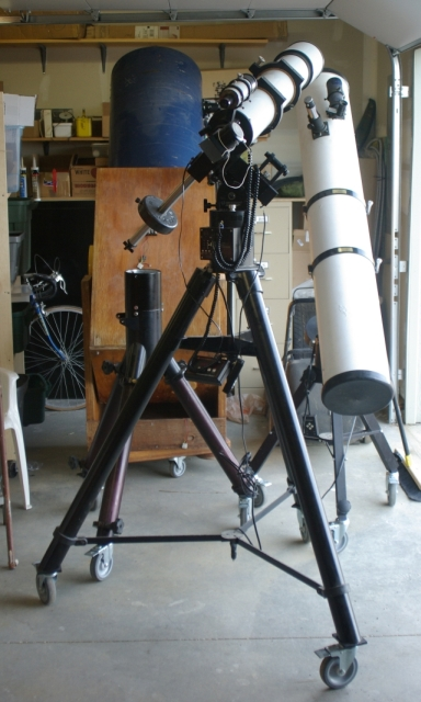 Celestron CI-700: A Bargain Priced Equatorial Mount