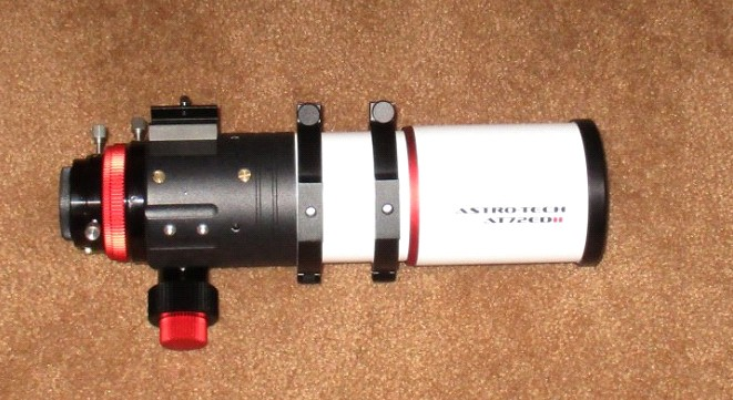 Astro-Tech AT72EDII Apo Refractor