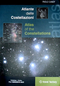 Atlas of the Constellations by Paolo Candy