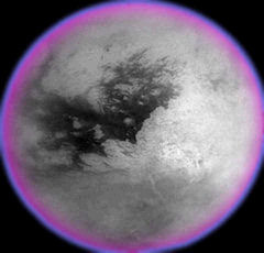 Titan's Atmosphere Comes from Ammonia, Huygens Data Says...