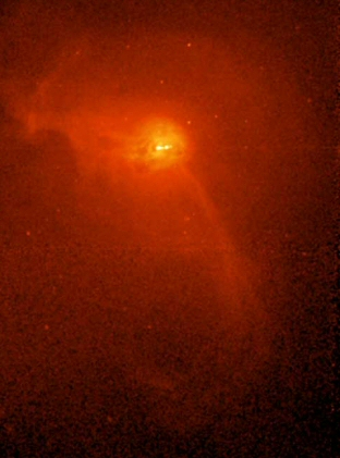 M87 in a whole new light