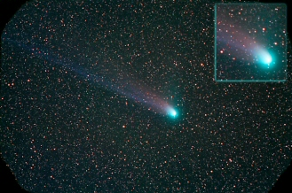 A Very Neat Comet