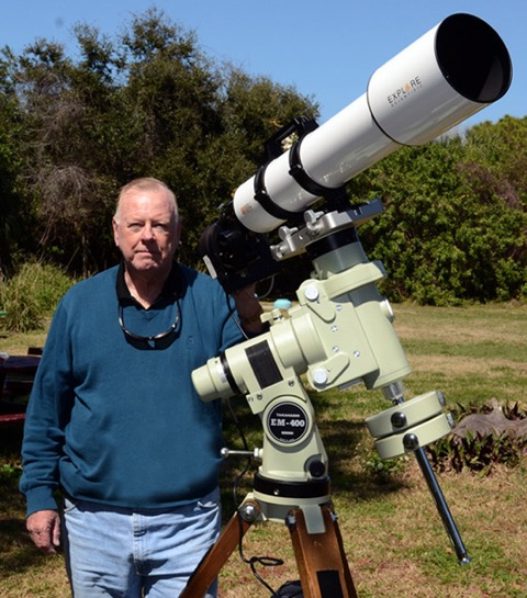 A New Refractor On The Horizon