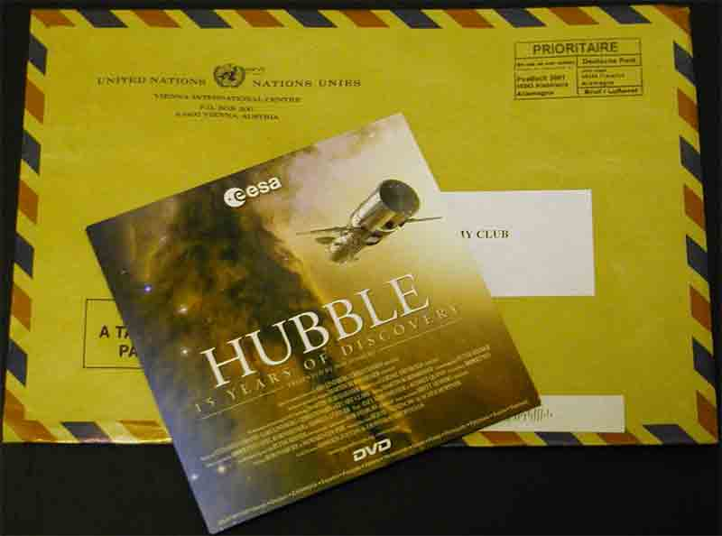 HUBBLE: 15 Years of Discovery - DVD