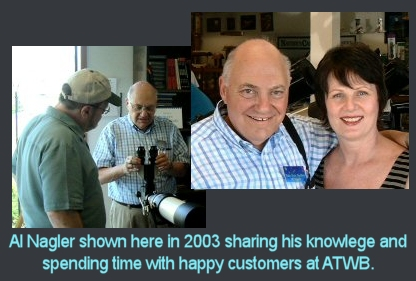 Interview with Al Nagler of TeleVue