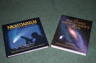 NightWatch and The Backyard Astronomer's Guide
