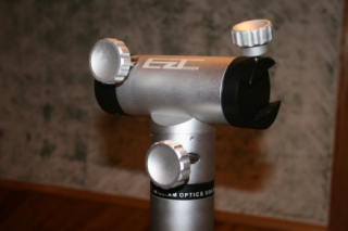 EZTouch Alt-Az Mount and Tripod - It doesn't get any EZier