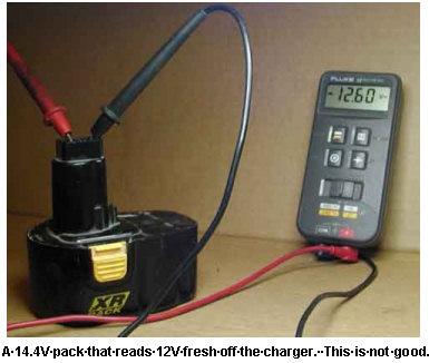 Rebuilding NiCd Rechargable Battery Packs   Astromart on