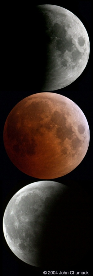 Total Lunar Eclipse Last Night