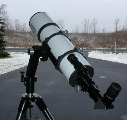 ASTRO TELESCOPES 152mm, f/5.9 REFRACTOR OTA