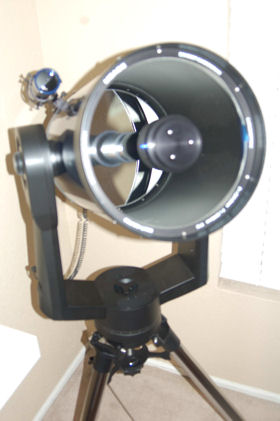 "Meade 12"" LX90 LNT SCT Review."