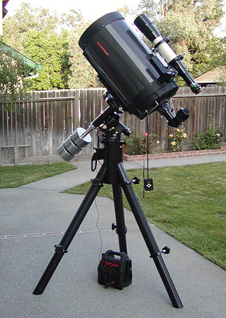 Springtime Observing with Celestron's C14