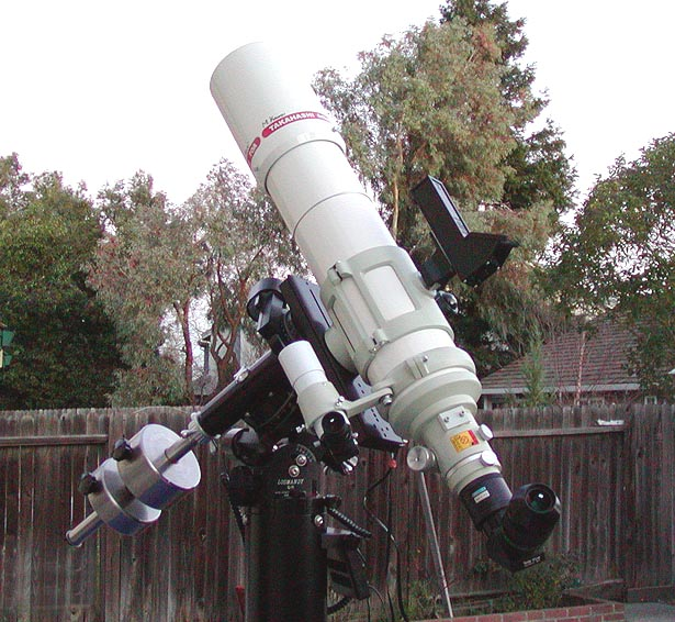 Takahashi's Incredible TOA-130 Refractor