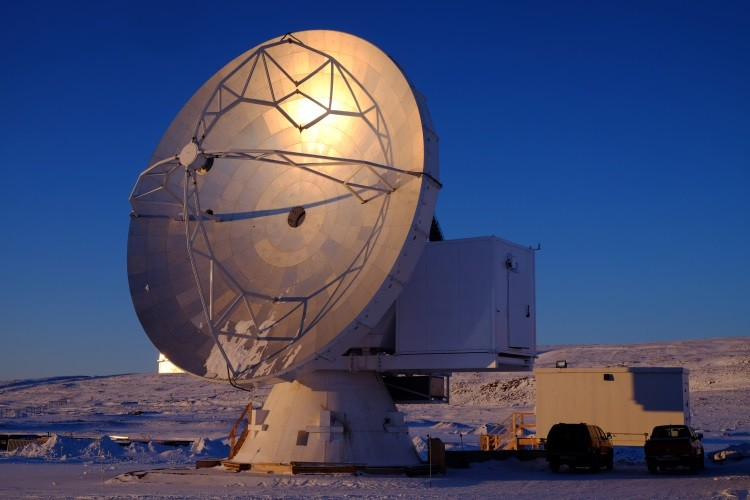 Greenland Telescope Opens New Era of Arctic Astronomy