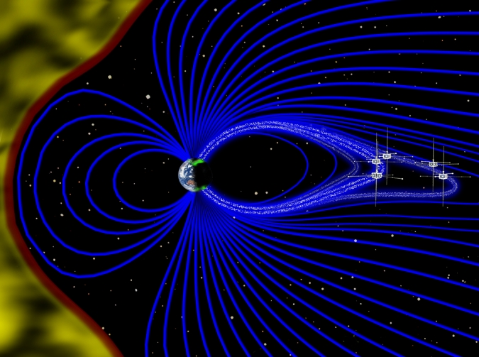 NASA's THEMIS Sees Auroras Move to the Rhythm of the Beat