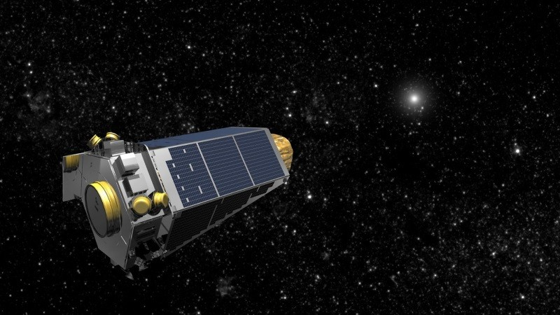 "After a ""Stellar"" Career, Kepler Space Telescope Retires in Place"