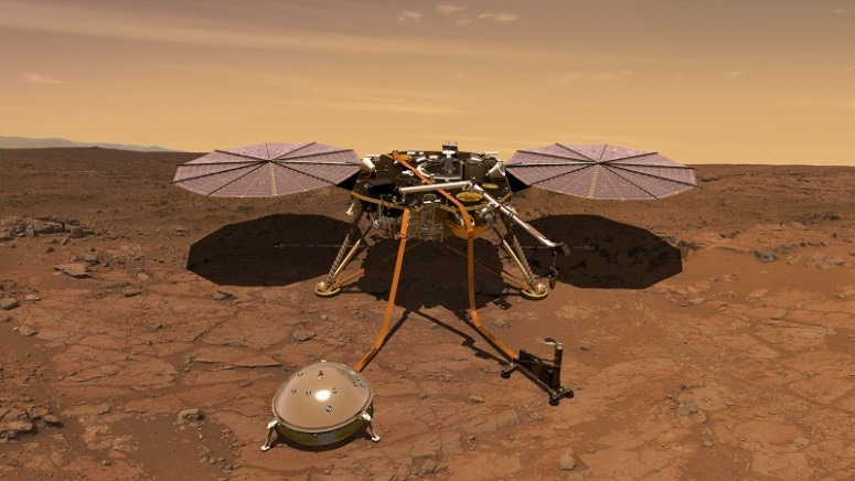 NASA's InSight - Ten Days Until Touchdown on Mars