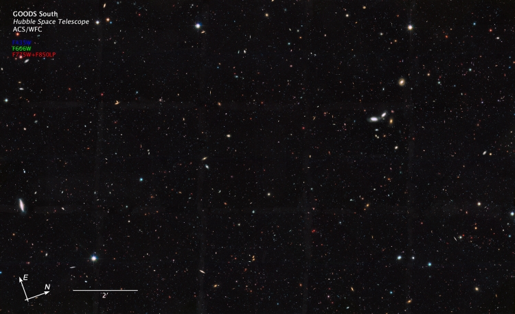 Observable Universe Contains Ten Times More Galaxies Than Previously Thought