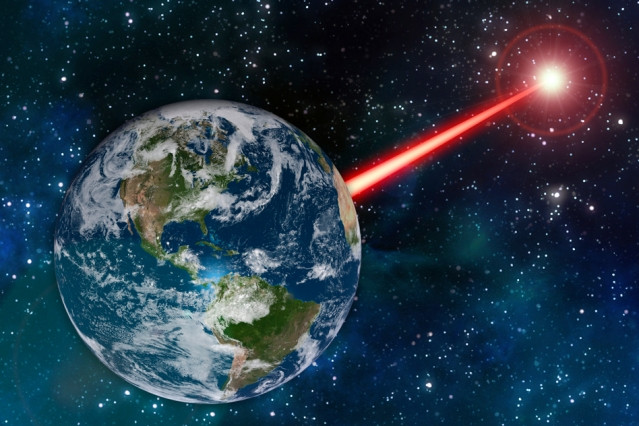 Hey… We're Over Here – Powerful Laser Could be Used as a Beacon to Attract Alien Attention to Earth
