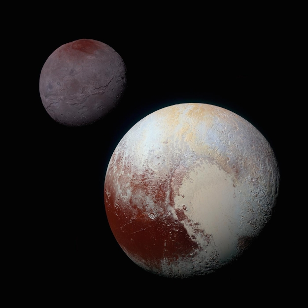President Trump In Office for a Month -- Pluto May Be Reinstated as a Planet