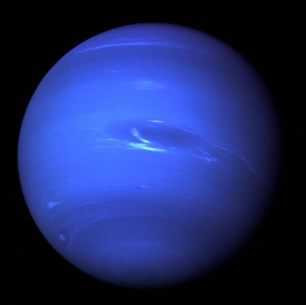 30 Years Ago -- Voyager 2's Historic Neptune Flyby