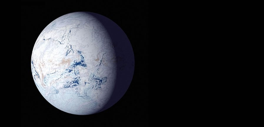 "Did a Giant Asteroid Strike End the Deep Freeze Known as the Early ""Snowball Earth?"""
