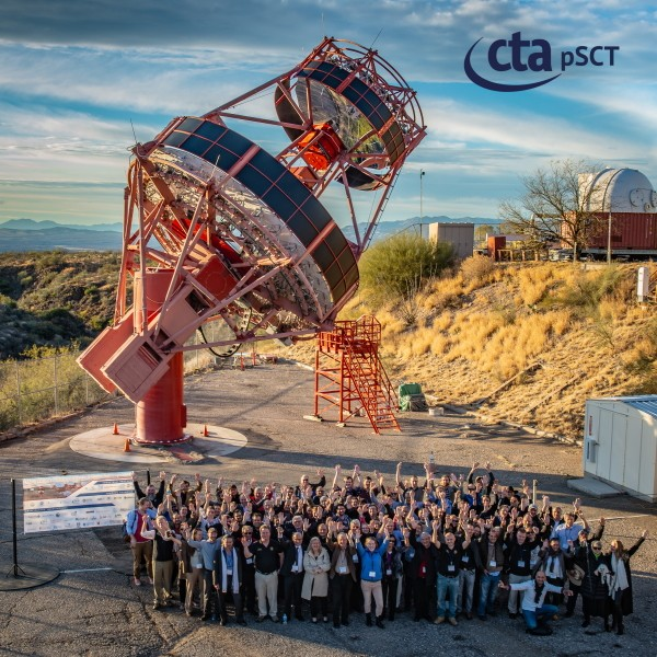 The Cherenkov Telescope Array – World's Largest and Most Sensitive Gamma Ray Detector