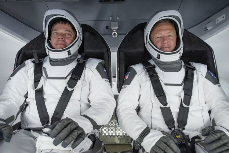 One Week from Today -- NASA and SpaceX Plan a Triumphant Return of US-based Human Spaceflight