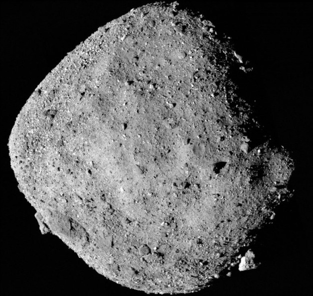 "NASA's OSIRIS-REx to Attempt a ""Grab-and-Snatch"" on Asteroid Bennu Today"
