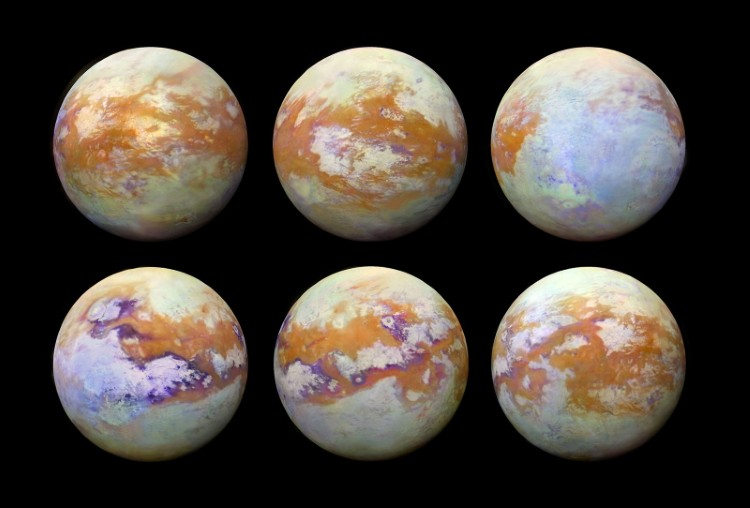 The Recipe is Different, but Saturn's Moon Titan has Ingredients for Life
