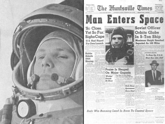 The World Celebrates 60 Years of Human Space Flight