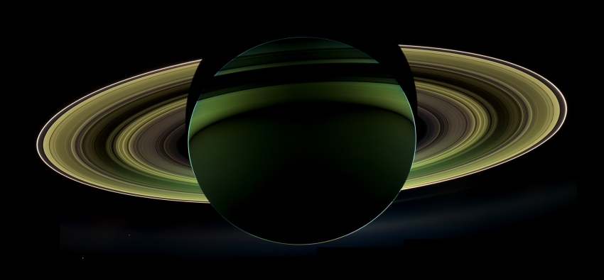Cassini Prepares for its September 15th Death Dive into Saturn