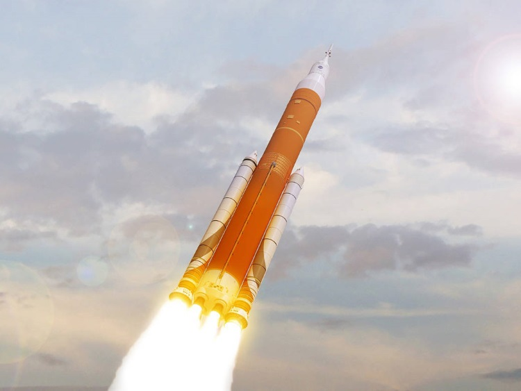 Space Launch System (Saturn V on Steroids) to Fly December 2019
