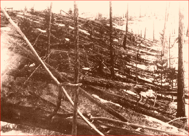 100th Anniversary of the Tunguska Event - Are We Any Better Prepared Today?