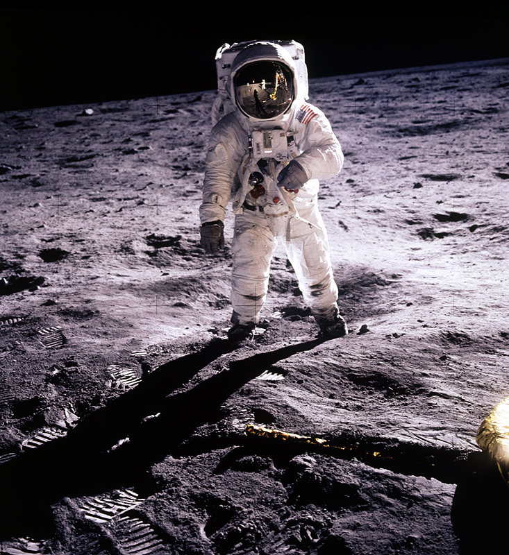 It was 40 Years Ago Today -- The Day We Chose to Go to the Moon