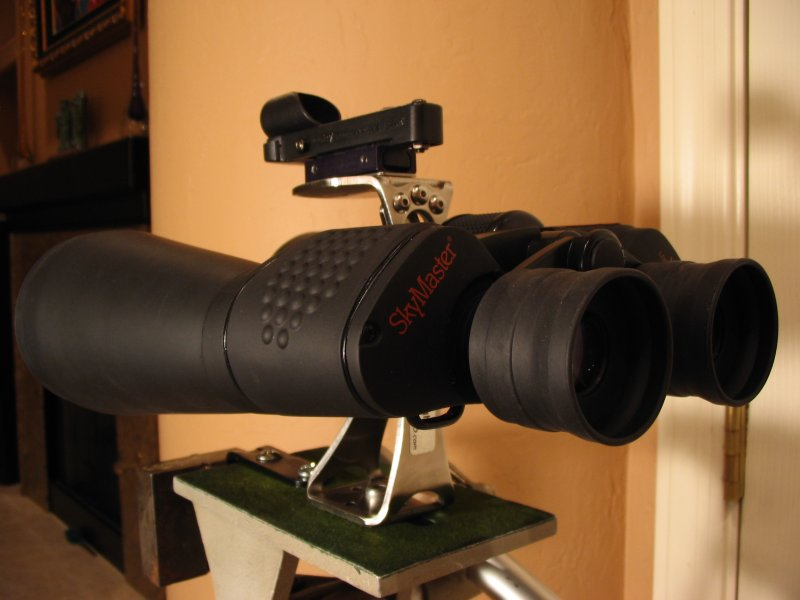 FAR-Sight: Best of Both Worlds Binocular Mount