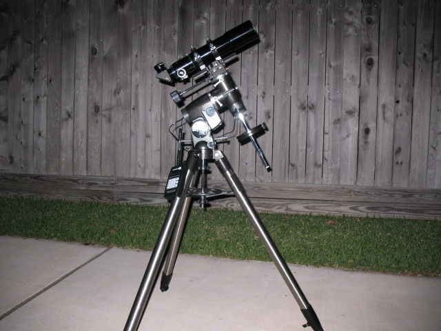 Orion SkyView Pro GEM and Intelliscope DSC