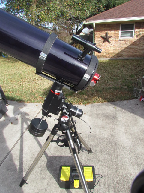 Orion Sirius go-to German equatorial mount