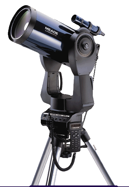 "Meade 7"" LX200GPS Mak-Cass VIDEO REVIEW"