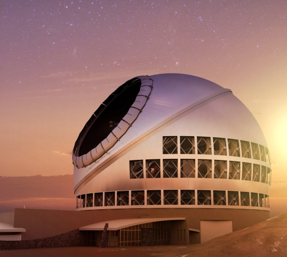 Thirty Meter Telescope (TMT) Reaches Milestone