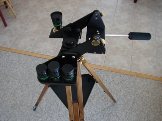 TeleVue Panoramic Mount
