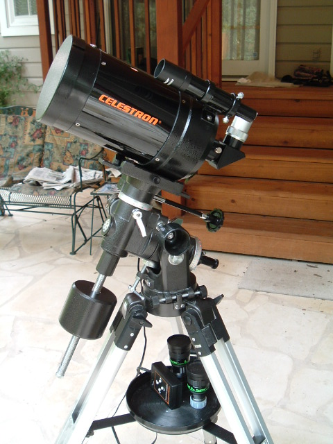 "Review of the Celestron C5 ""Classic"""