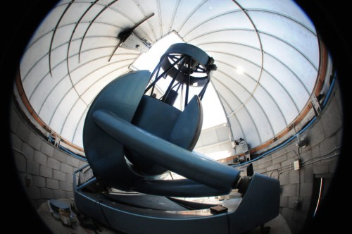 Tenagra Observatories 0.81-m RC, 0.41-m Newt. and Two Fully Automated Ash Domes for Sale.