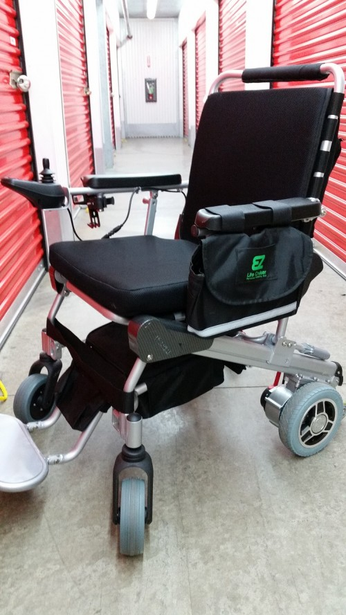 EZ-Cruiser Electric wheelchair