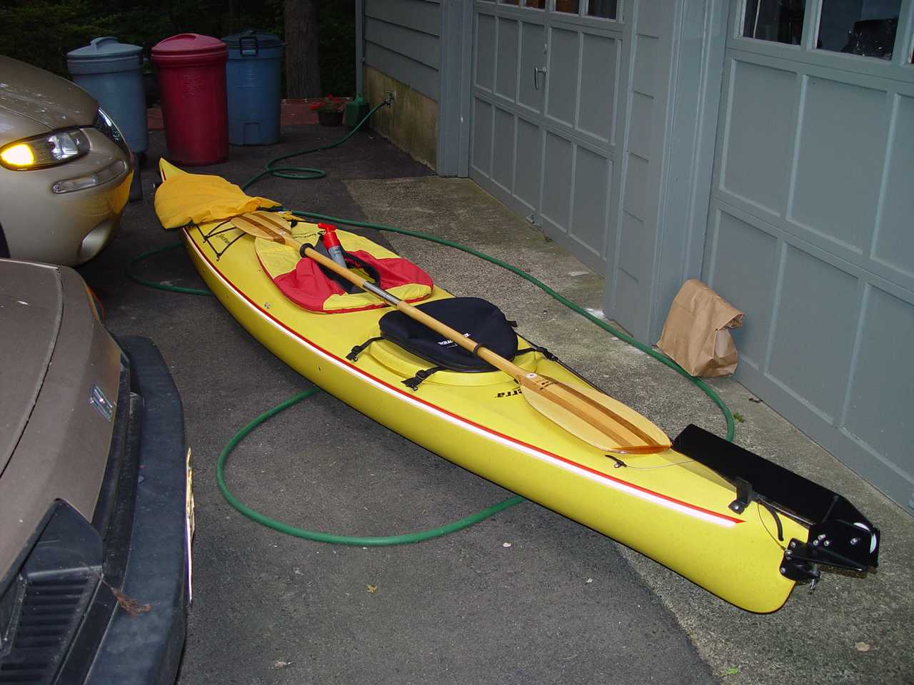 Specifications for Aquaterra Chinook Kayaks | Gone ...