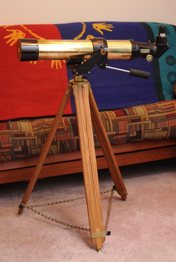 Tele Vue Renaissance Comet Halley Edition