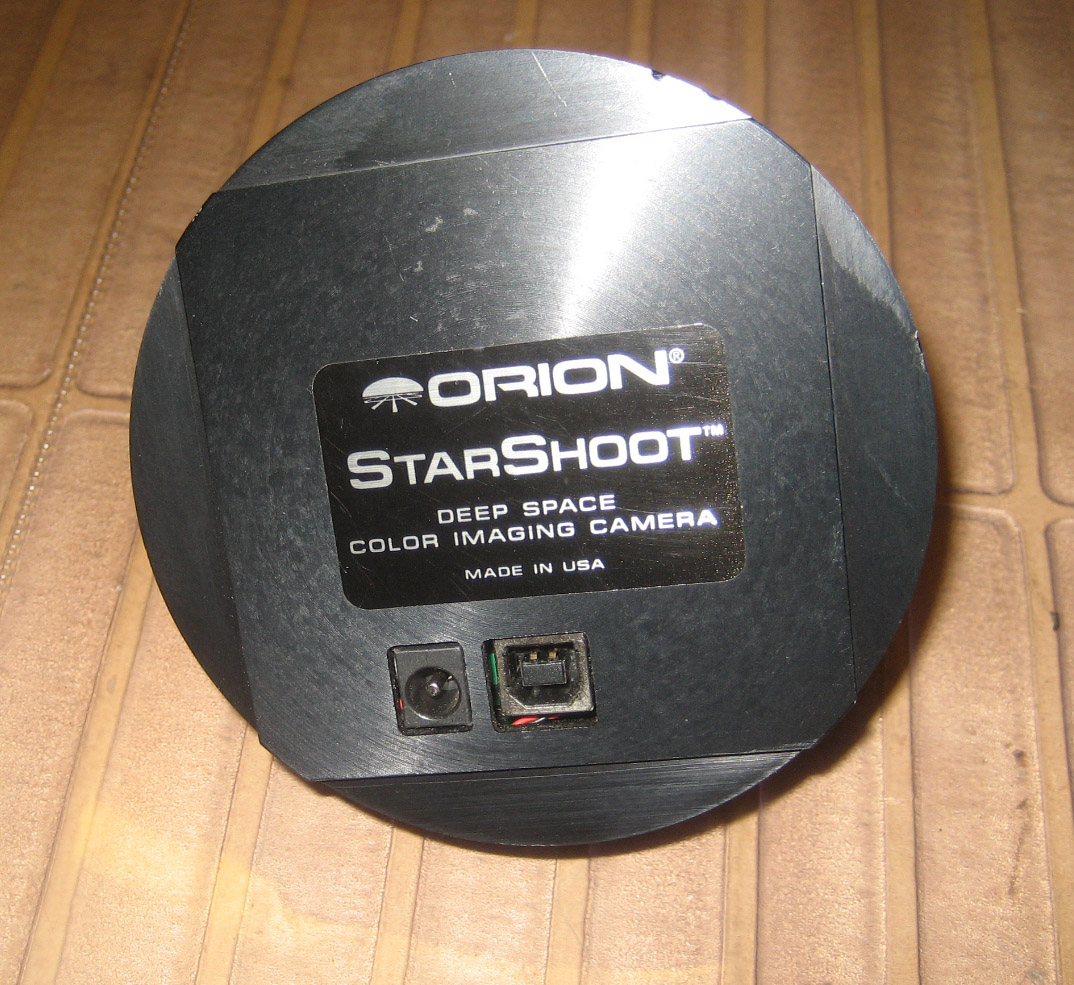 Orion StarShoot Deep Space Color Imager I | Astromart