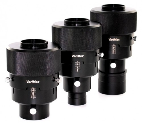 "VariMax Eyepiece Projection Adapters - Factory Seconds - 1.25"" Only $129 - 2"" Only $159. + More Discounted Blem Items too!"