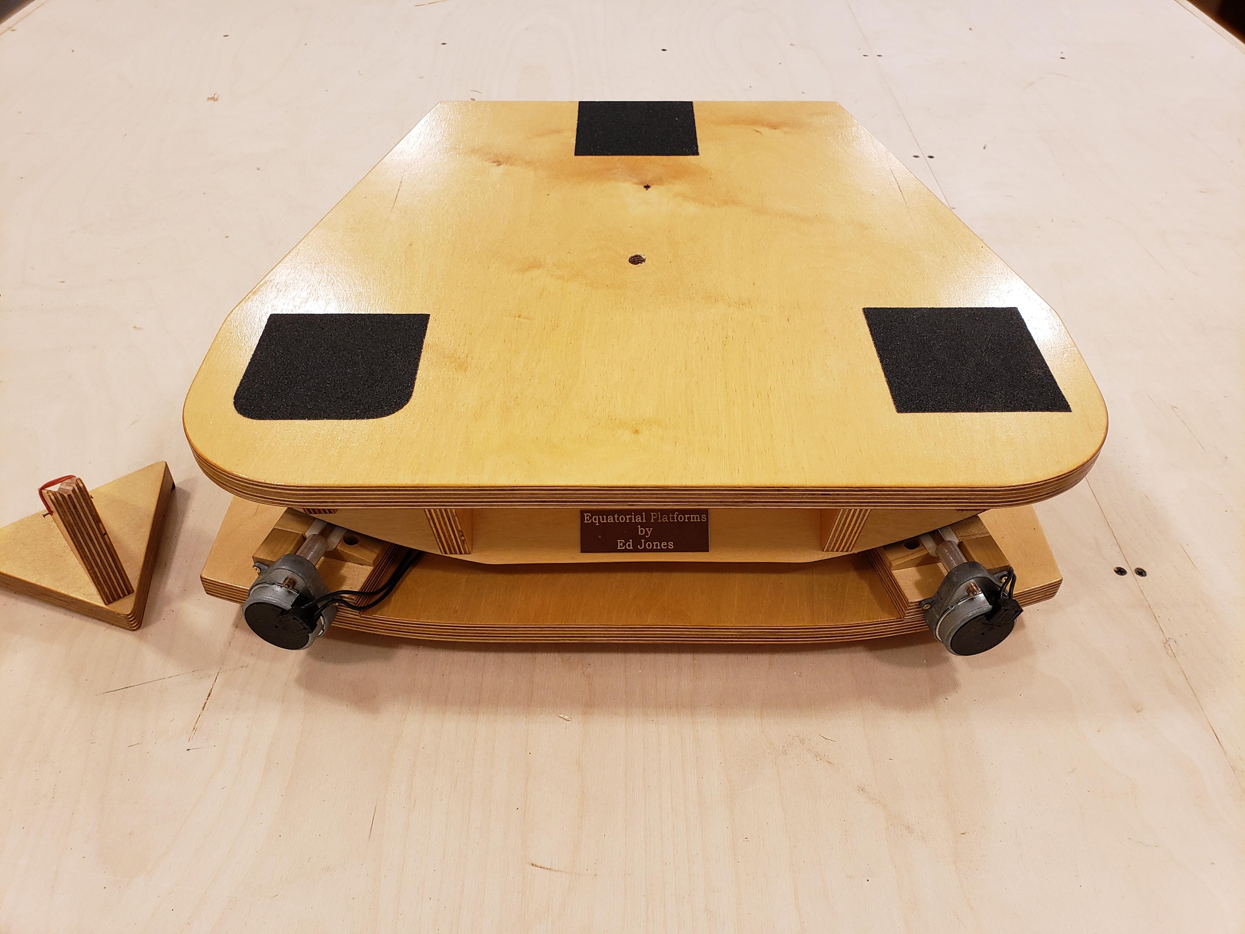 Ed Jones Login >> Ed Jones Equatorial Platform Astromart