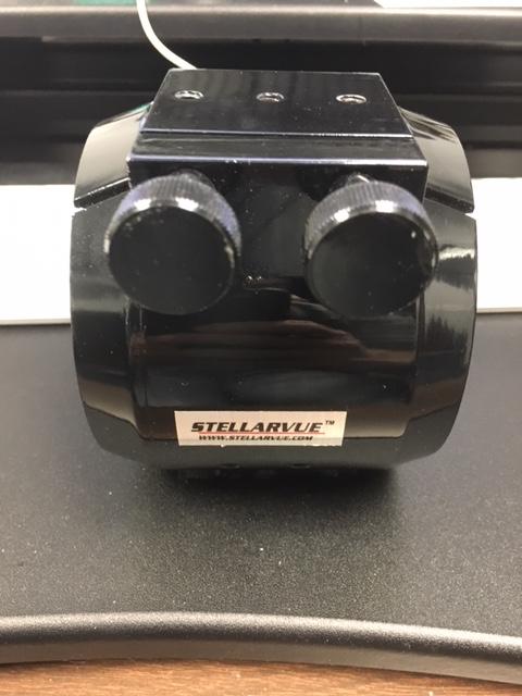 Stellarvue SV90 Tube Holder / Clamp, $80 shipped   Astromart